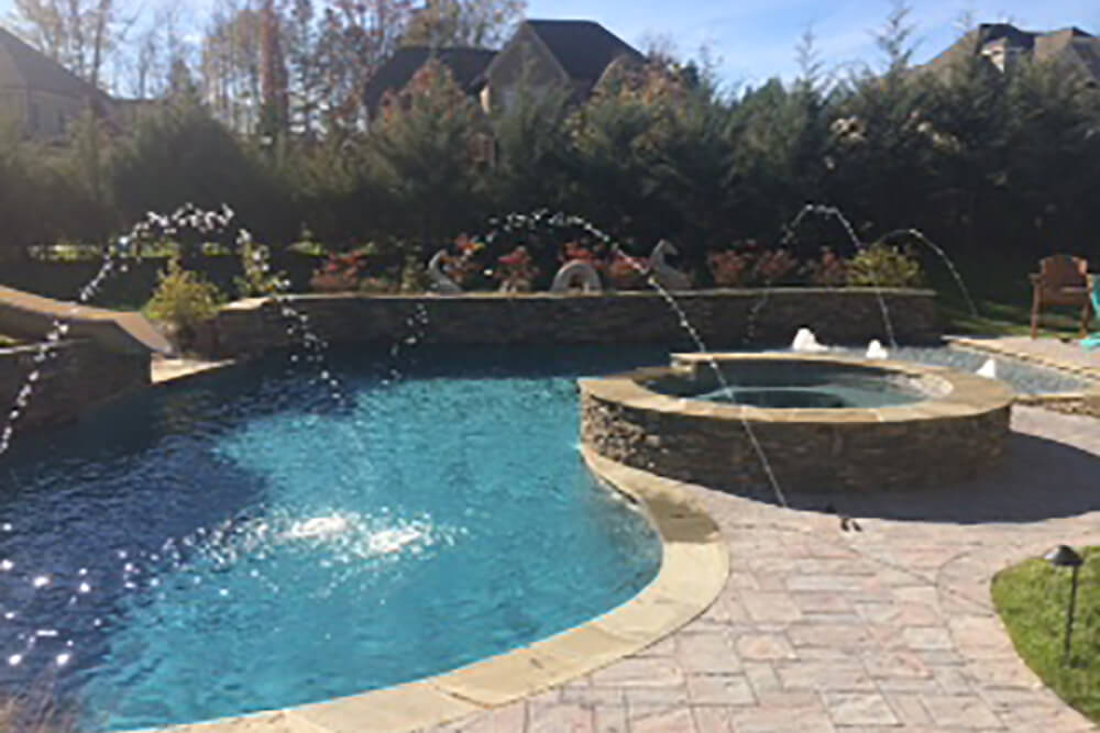 Custom Pool Design