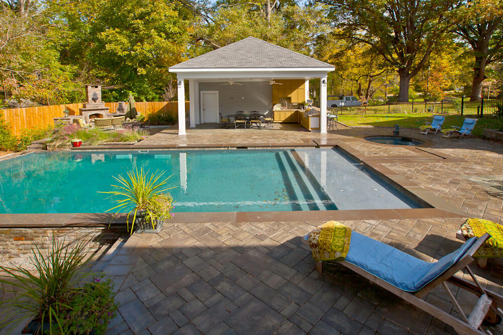 pools outdoor living spaces by carolina custom pools and
